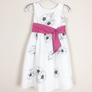 Girls Cherokee Sz 10 Dress